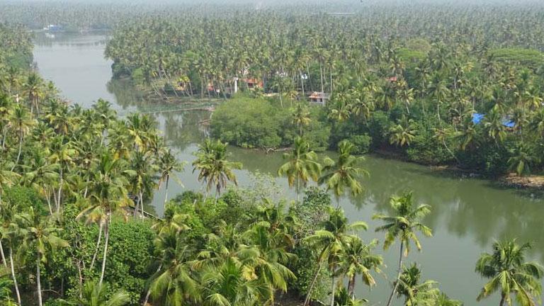 Anjengo Backwaters