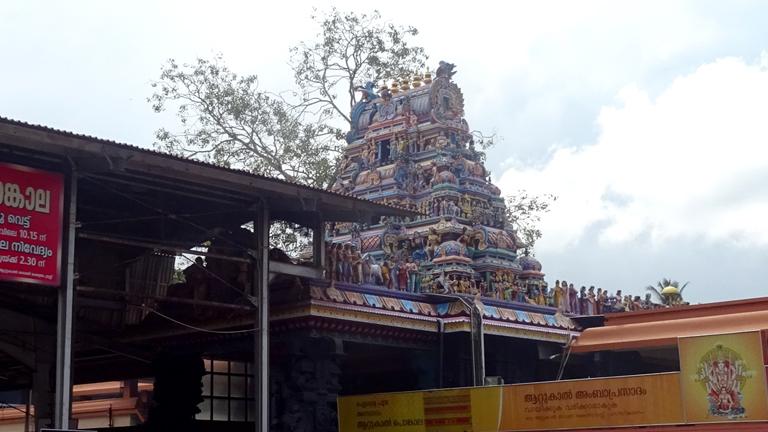 Attukal Devi Temple
