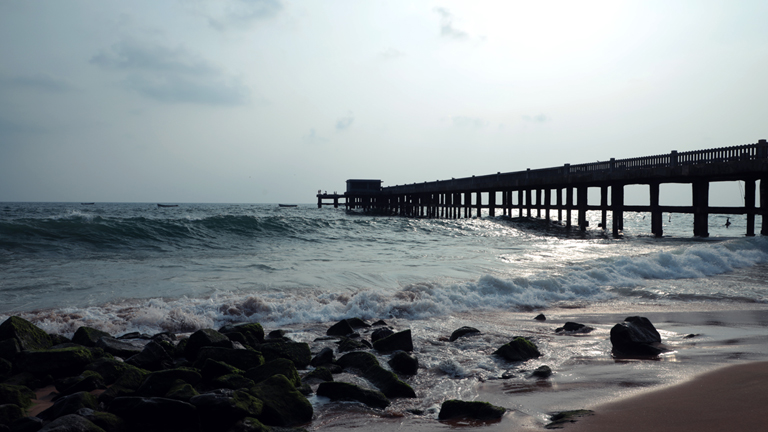 Valiathura Beach